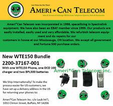 Spectralink Polycom 8030/ WTE150 Dual Charger Bundle (2200-37167-001)