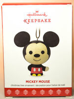 Hallmark: Mickey Mouse - Disney - 2017 - Wood - Keepsake Ornament