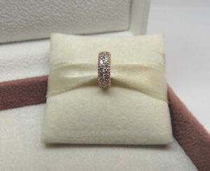 NEW Pandora ROSE Inspiration Within Spacer Charm #781359CZ Box Avail Choose