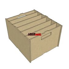 A4 Stacking Paper Storage Unit for Craft etc