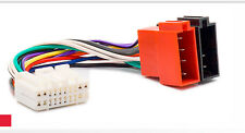 CARAV 12-112 Autoradio Adapterkabel ISO für HONDA ACURA SUZUKI FIAT NISSAN OPEL
