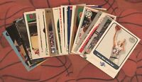 Larry Bird, Kevin McHale, Robert Parish Basketball Card Lot (30 Total Cards)!