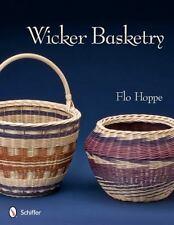 Wicker Basketry by Flo Hoppe