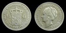 Netherlands - 1/2 Gulden 1921