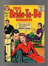 True Bride-To-Be Romances # 17 (#1) ( 1955 ) Jack Kirby! Harvey Sharp Copy! 00006000