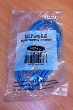 Belkin CAT5e UTP Patch 2M Cable A3L791b02M-BLUS Ethernet Cable