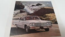 1964 CHEVROLET IMPALA SS COUPE Original Sales Advert