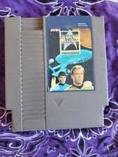 Star Trek! 25th anniversary edition. Original, cart only. Plays great.