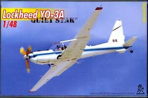 Unicraft Models 1/48 LOCKHEED YO-3A QUIET STAR AIRCRAFT