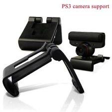 Black Stand Bracket Holder Mount Eye Camera Clip PS3 Move Controller Holder