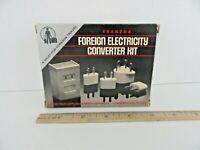 FRANZUS Foreign Electricity Converter Kit Converts 220V to 110V Model CA-1600