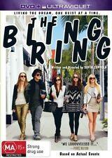 The Bling Ring (DVD, 2013) Brand New (D117)