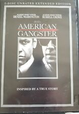 American Gangster (2-Disc Unrated Extend edition DVD)