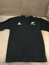 Adidas New Zealand All Blacks Rugby Jersey - Men's Size S