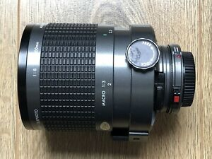 Sigma 600mm f8 Mirror Lens For Canon FD Fit (A1, AE-1 Program SLR etc)