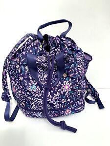 Vera Bradley Daytripper Backpack In Belle Paisley