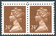 24p Forgery Pair UNMOUNTED MINT V75972