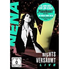 Nena - Nichts versäumt Live - (DVD)