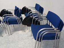 sedie ufficio aula con ribaltina scrittoio