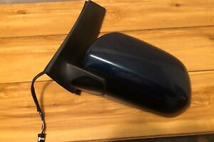 TOYOTA SIENNA 11 12 LH DRIVER POWER MIRROR HEATED SOUTH PACIFIC PEARL OEM 5 WIRE