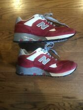 new balance 580 Red Size 9. Great Condition (practically Brand New)