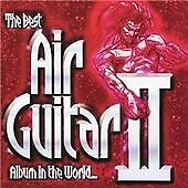 The Best Air Guitar Album In The 2 cd cds are excellent condition