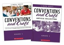 CONVENTIONS AND CRAFT, GRADE 1 NEW PAPERBACK BOOK
