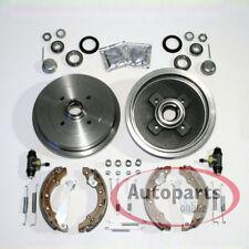 Opel Corsa B Bremsen Trommel Set Zubehör Radbremszylinder für hinten Hinterachse