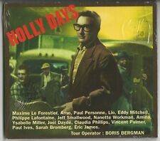"""HOLLY DAYS"" Buddy Holly Tribute - CD NEU/NEW Eddy Mitchell/Maxime Le Forestier"