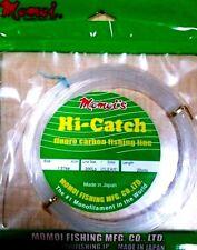 Momoi Hi-Catch Fluorocarbon leader 20m 200lb game leader line rigs marlin tuna