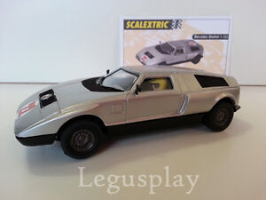 Slot Scx Scalextric Altaya Mercedes Wankell C-111 Collection Car Mythical Nº 22