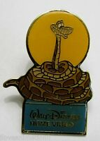 Disney Walt Disney Home Video The Jungle Book Kaa the Snake Pin