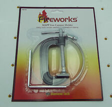 MAPP Gas CANISTER HOLDER for Fireworks Hot Head Lampworking Torches