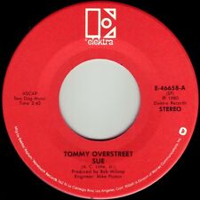 TOMMY OVERSTREET Sue ((**NEW 45**)) from 1980