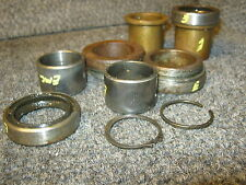 Norton Commando 750 850 Fork Internals Bushings TWIN DOMINATOR AHRMA OEM Vintage