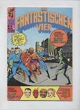DIE FANTASTISCHEN VIER # 10  - MARVEL / WILLIAMS 1974 - ZUSTAND 2