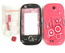 For Samsung GT S3650 Corby Housing Fascia Back Cover Keypad Pink UK