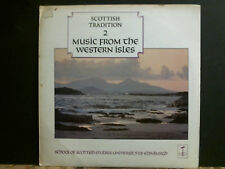 SCOTTISH TRADITION  Music From The Western Isles 2  Various  L.P.      Great !