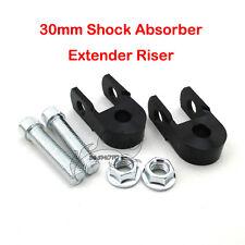 30mm Shock Absorber Extender Riser For CRF50 KLX110 Pit Dirt Bike ATV Motorcycle