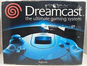 Empty Console Box for Sega Dreamcast 2000 Variant - Authentic