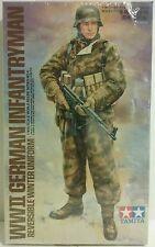 Tamiya1/16 scale model kit  WW2 German infantryman.
