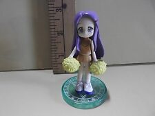 "#A429 Negima! Magister Negi Magi Anime 3""in  Cheerleader Girl Tan Outfit"