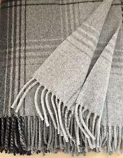 Wolldecke Wollplaid, Tagesdecke, Sofadecke 138x170  cm 100% Wolle