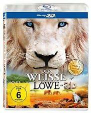 Der weiße Löwe (Prädikat: Wertvoll) [3D Blu-ray] von... | DVD | Zustand sehr gut