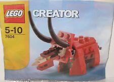 Lego 7604 Creator Triceratops OVP RAR!!!