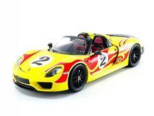 1:18th Porsche 918 Spyder Weissach Package