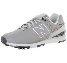 New Balance mENS NBG574 Golf Shoes Size 8 4E Grey