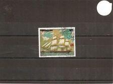 PARAGUAY 1979 1 V di serie NH/CTO VELIERO dipinti-spedizione Britannica della linea