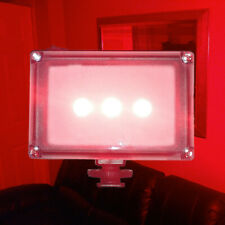 Ghost Hunting Red Light Camera LED Paranormal Equipment Flashlight Torch Lamp