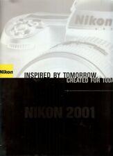 Prospekt Nikon 2001 German